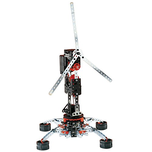 Best Meccano Sets And Toys For Kids : Erector by meccano super construction set motorized